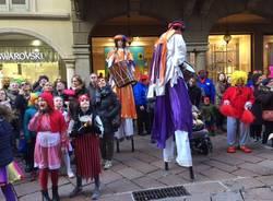 Si apre il carnevale di Varese