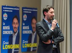Simone Longhini Forza Italia