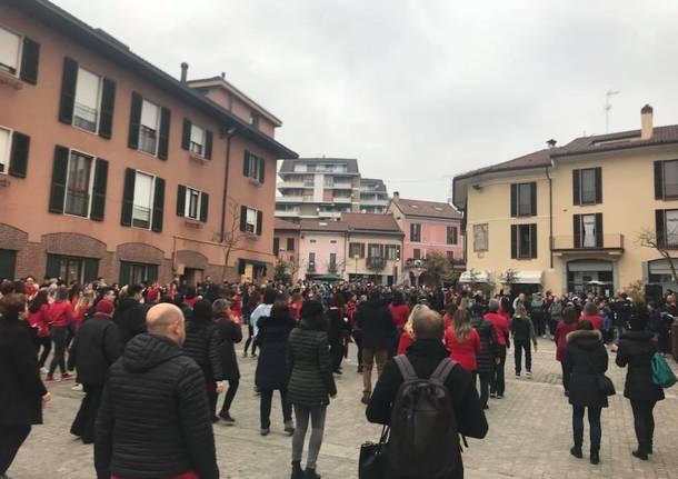 In piazza per dire no alla violenza sulle donne