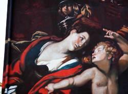 Andrea Ravo Mattoni, murales Leggiuno