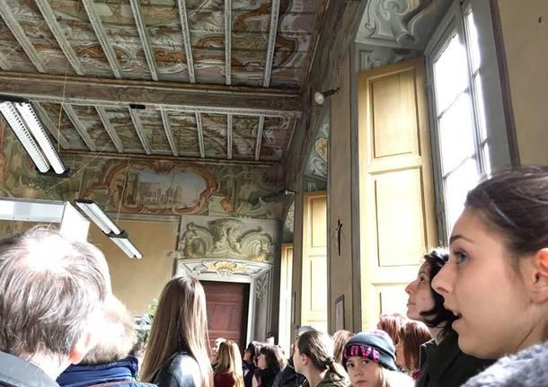 azzate visita turistica studenti isis stein