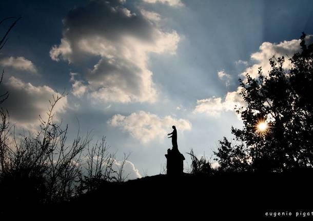 Besano, colle San Martino - Foto di Eugenio Pigato