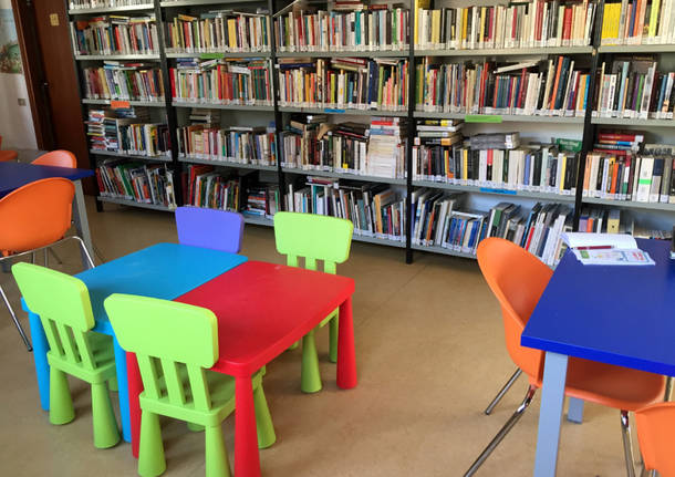 Biblioteche: Bisuschio