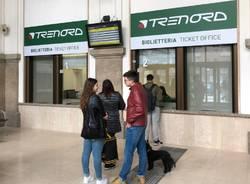 biglietteria stazione Fs busto arsizio