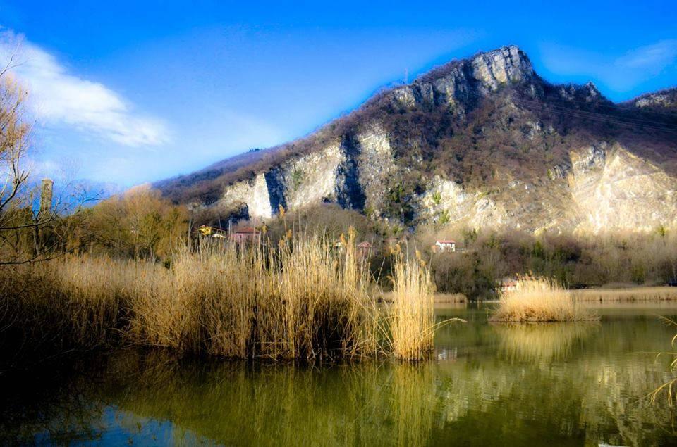 Bisuschio, il laghetto Cicogna - Foto di Goffredo Pontrandolfo