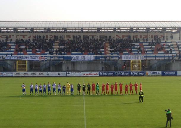 calcio pro patria ciserano