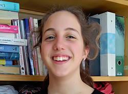 Camilla Cozzi, finalista olimpiadi di italiano