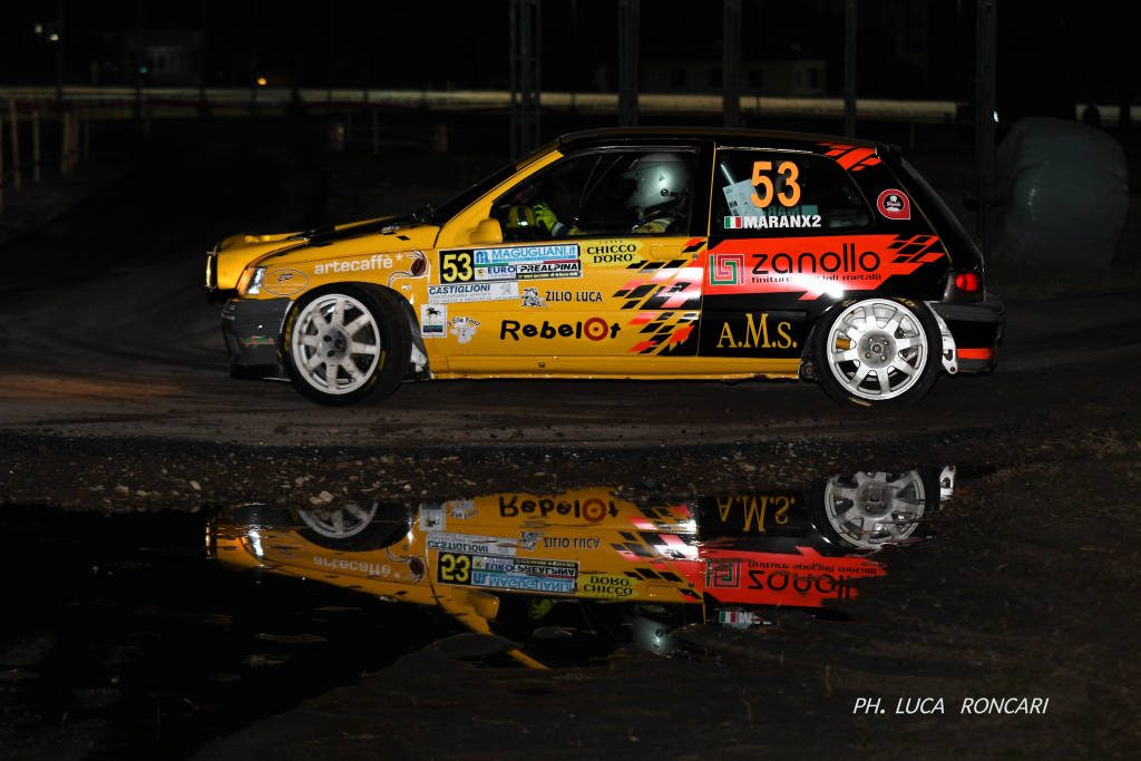 Riflessi di Rally - La PS1 di Luca Roncari