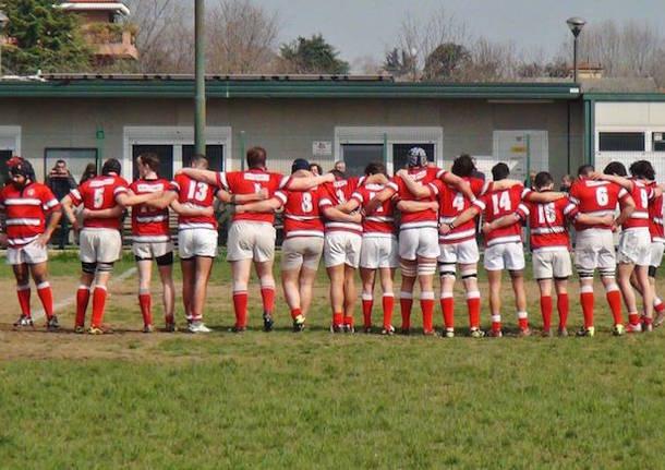 Rugby: Cernusco - Varese 9-32