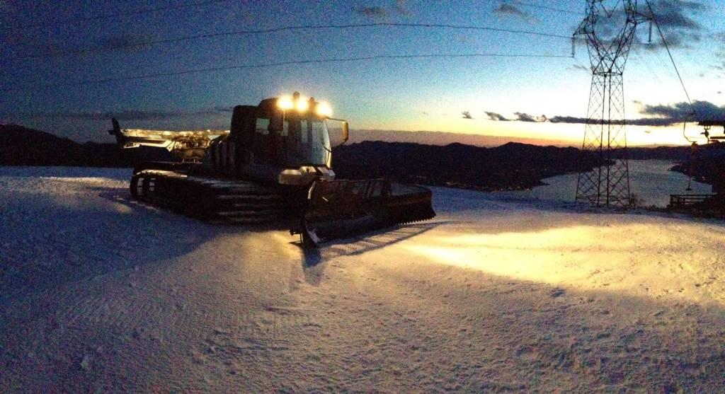 Ancora neve alla Forcora