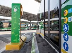 A Milano arrivano i bus elettrici