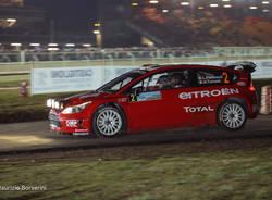 Rally dei Laghi PS1 - di Maurizio Borserini