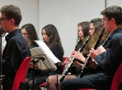 Il Coro di Clarinetti dell\'Insubria a Parigi