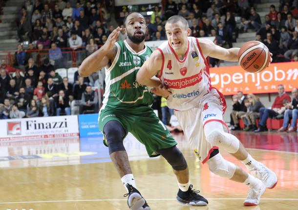 Openjobmetis Varese – Sidigas Avellino 82-75