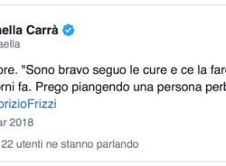 Il ricordo di Fabrizio Frizzi
