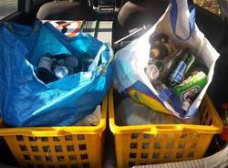 Valcuvia e Luinese: trade pulite grazie al super volontario