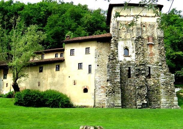 Castelli e torri medievali della provincia di Varese