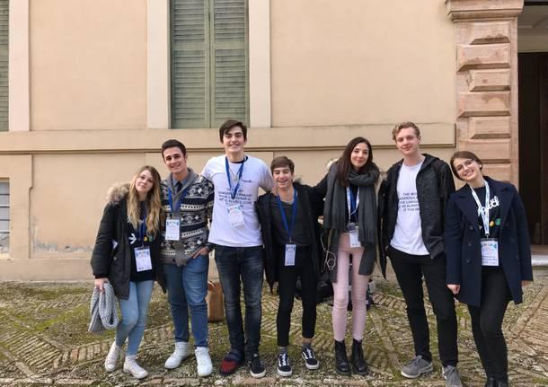 delegazione in partenza per forum mondiale dell'acqua