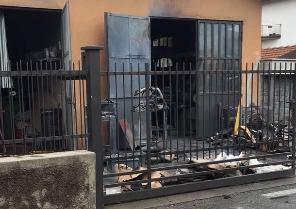 Varese, esplosione in un'azienda familiare: 3 ustionati