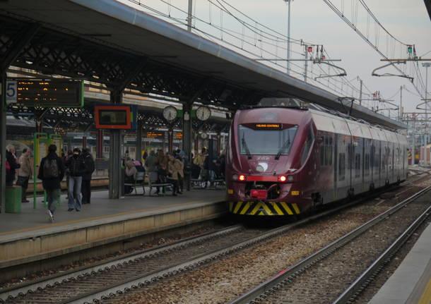 Malpensa Express  stazione Saronno