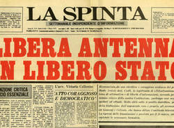I 40 anni della fine del monopolio Rai si festeggiano a Busto