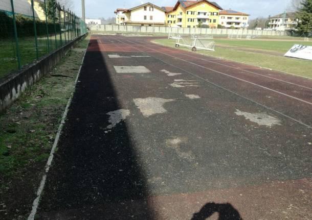 impianti sportivi Samarate