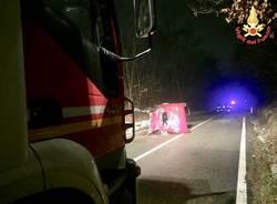 incidente stradale castelseprio marzo 2018