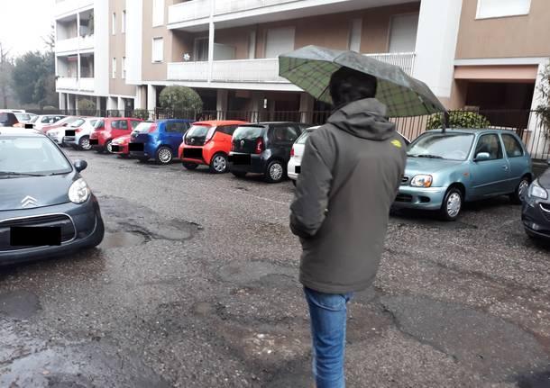 Interrogazioni comunali di Marco Pinti su via Manin e via Vellone