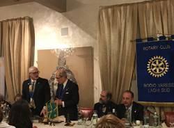 intervista a Jorge Salerno Uriarte presidente Rotari Varese Sud