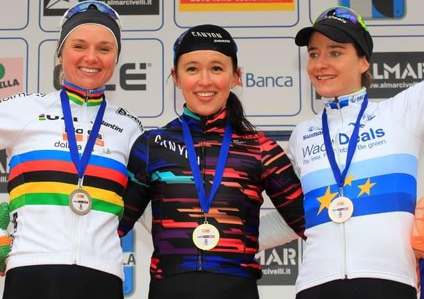 Katarzyna Niewiadoma ciclismo trofeo binda 2018