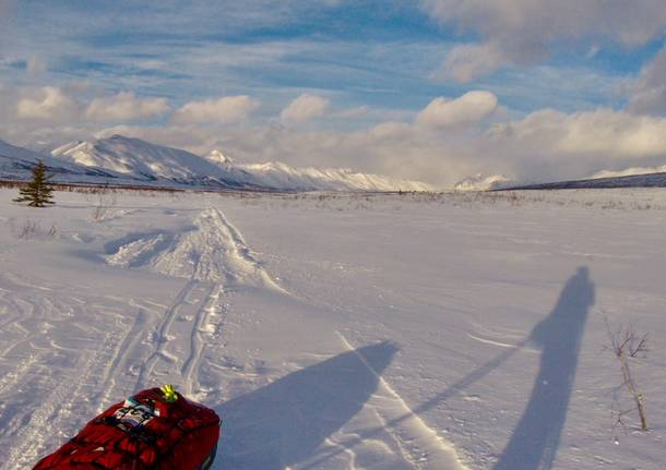 L'Ultra Marathon tra i ghiacci di Marta Poretti