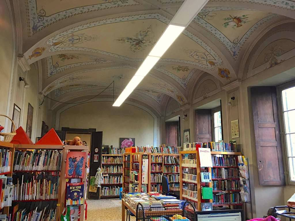 La biblioteca di Azzate