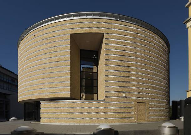Mario Botta Teatro dell'Architettura