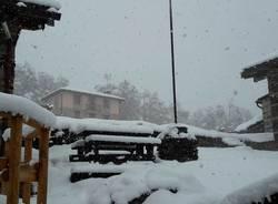 Neve di marzo a Monterecchio