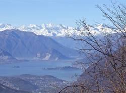panorami spettacolari del Varesotto e del lago maggiore
