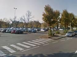 piazza bersaglieri parcheggio busto arsizio