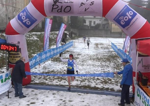 podismo elena begnis piede d'oro grand prix valbossa 2018