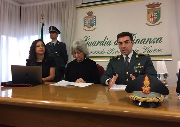 Varese, stroncata banda dedita a truffe: 9 arresti e beni sequestrati