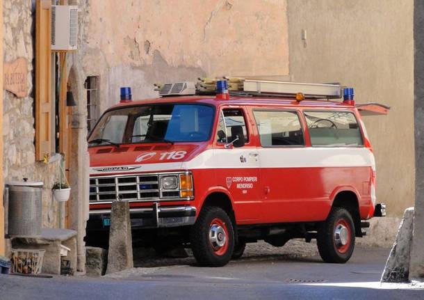 Pompieri Mendrisio