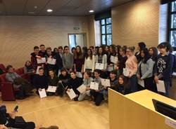 premiazione studenti pmi day 2018