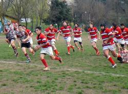 rugby cernusco varese 2018