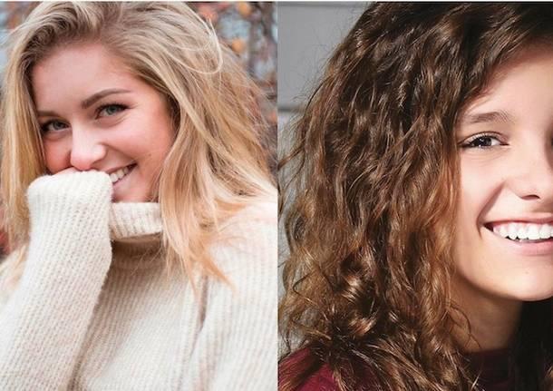 Sofia Viscardi e Iris Ferrari
