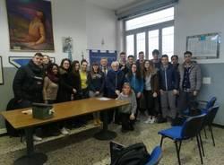 studenti ipc verri museo partigiani busto arsizio