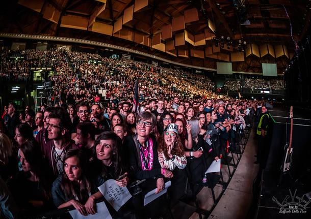Thirty Seconds to Mars in concerto all'UNIPOL Arena di Casalecchio (BO)