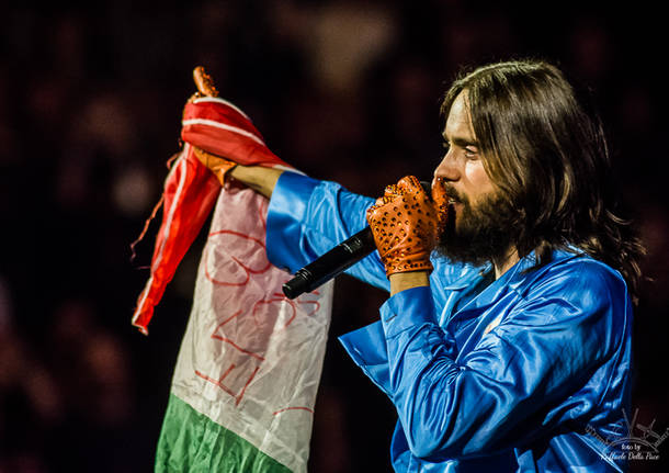 Thirty Seconds to Mars in concerto all'UNIPOL Arena (BO)