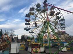 Torna il Luna Park in piazza mercato