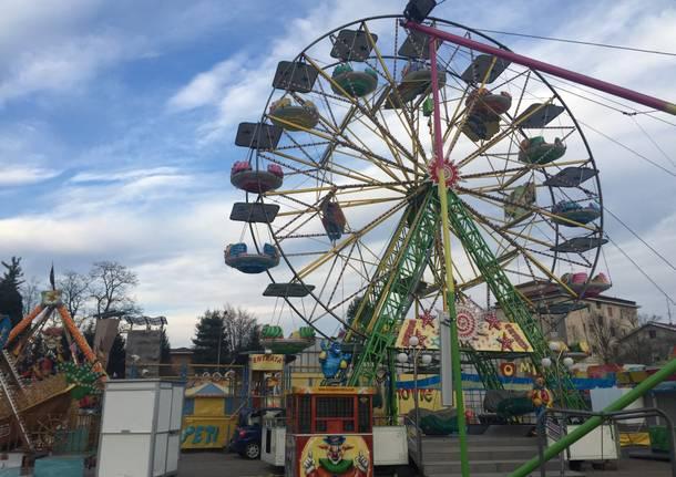 Torna il Luna park di Pasqua in piazza Mercato