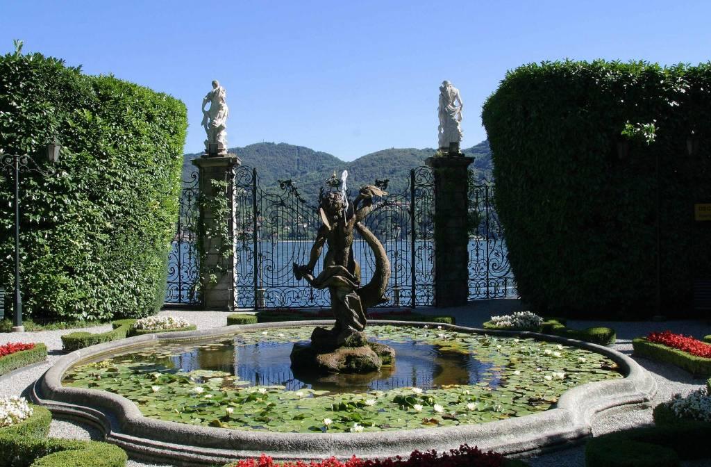 villa carlotta parco e museo tremezzina como