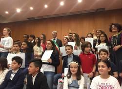 25 aprile: premiazione alunni meritevoli
