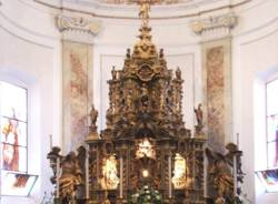 altare tabernacolo bernardino castelli